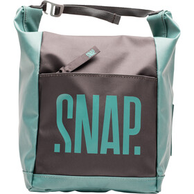 Snap Big Chalk Bag green/light black